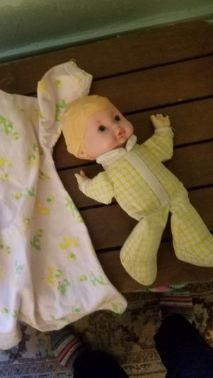 My first baby doll for Sale in Plainwell, MI