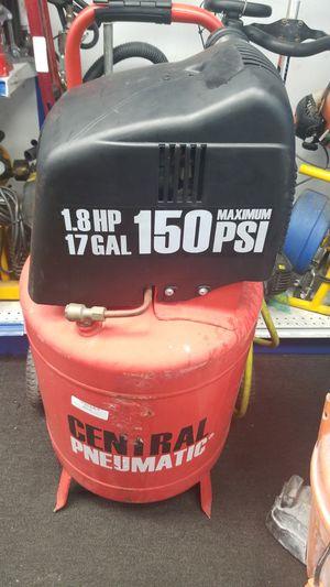 Central pneumatic compressor for Sale in Miami, FL