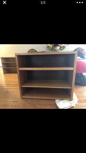 bookcases book shelves for Sale in Pleasanton, CA