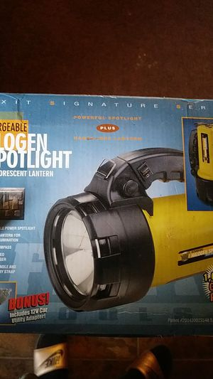 Halogen Spotlight for Sale in Valley View, OH