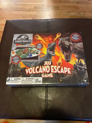 Jurassic world board game for Sale in Tacoma, WA