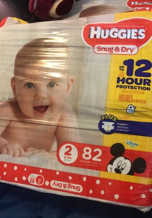 Diapers Huggies for Sale in Walnut Creek, CA