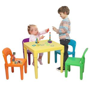NEW Style Kids Furniture Table and Chairs Play Set Toddler Childdren Toy Activity Play Room for Sale in Henderson, NV