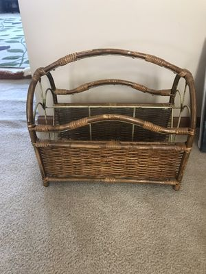 Magazine rack for Sale in Brunswick, OH