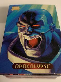 1994 Marvel Masterpiece Base Set for Sale in Hollywood,  FL