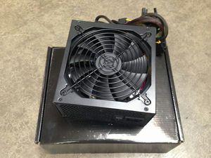 680W ATX 12V Power Supply 120MM Fan PC Desktop Computer for Sale in Lakewood, WA