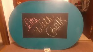 Kitchen Table w/chalkboard for Sale in Bend, OR