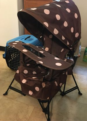 Kid chair. Great for blocking sun and good for baseball games ext for Sale in Florissant, MO