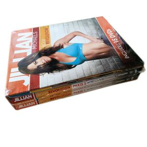 Jillian Michaels Body Revolution 15DVD for Sale in Sanger, CA