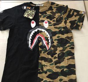 Bape Camo Shirt for Sale in Pflugerville, TX