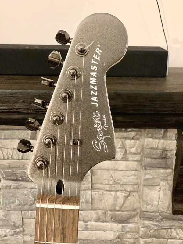 Squire Active Jazzmaster electric guitar by fender