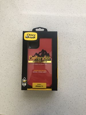 Otter box defender iPhone 11 for Sale in Colton, CA