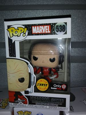 Funko pop DeadPool chase mint for Sale in Oklahoma City, OK