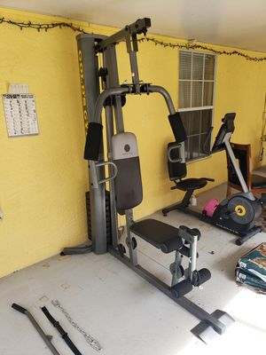 Workout Equipment Golds Gym XRS 50 for Sale in Deltona, FL