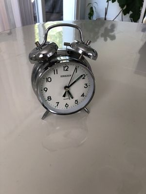 Alarm CLOCK -Serkisof for Sale in Pittsburgh, PA