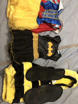 3 Girl Costumes(12-18mos) for Sale in Downey, CA