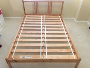 Full bed frame for Sale in Hayward, CA