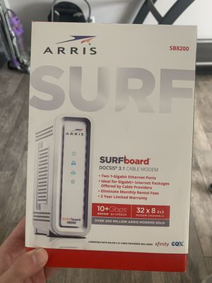 Amazing modem and router for Sale in Phoenix, AZ