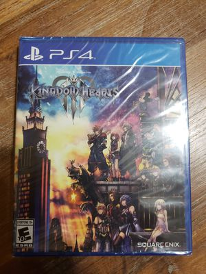 Kingdom Hearts 3 - Playstation 4 for Sale in Pompano Beach, FL