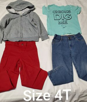 Boy's 4T clothes for Sale in Renton, WA