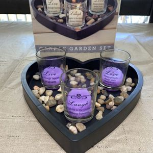 Candle Garden Set for Sale in West Covina, CA