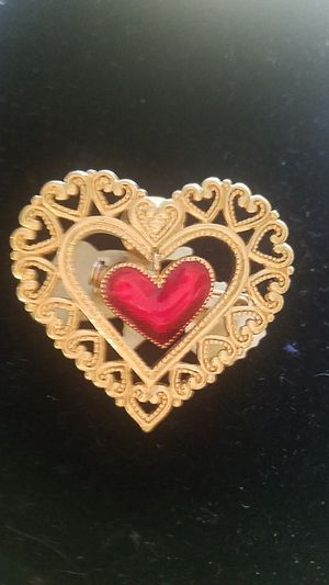 Vintage Avon dangling heart for Sale in Covina, CA