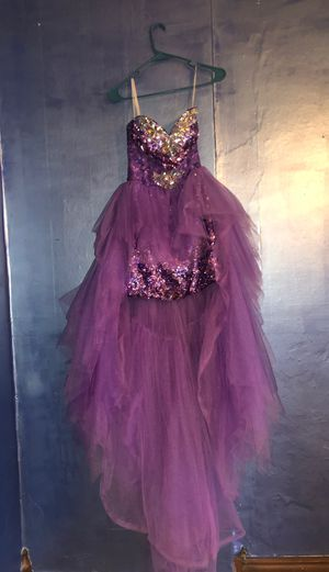 Purple prom dress for Sale in Waterford, PA