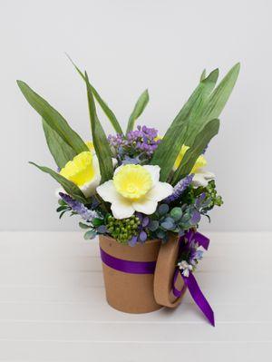Handmade soap flowers bouquets for Sale in Wheeling, IL