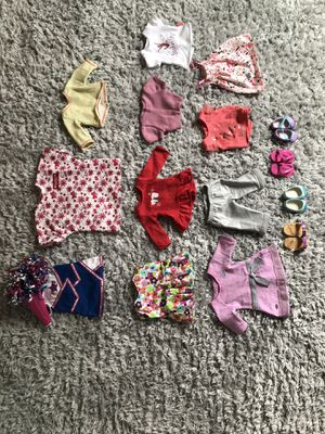 American girl doll clothes for Sale in DuPont, WA