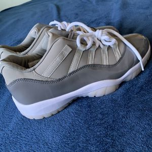 Jordan 11s lows Wolf Gray for Sale in Miles, TX