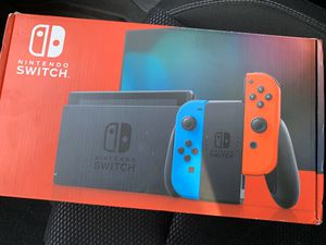 New switch Nintendo for Sale in Vancouver, WA