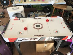 Overtime Air Hockey Table for Sale in Margate, FL