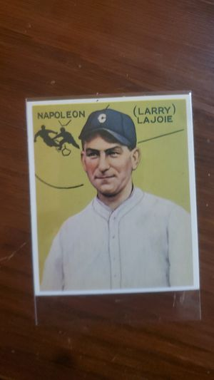 Napoleon Lajoie baseball card for Sale in Tampa, FL
