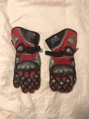 Tour master racing gloves large for Sale in San Diego, CA