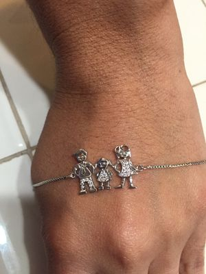 Family charm bracelet for Sale in Lake Elsinore, CA