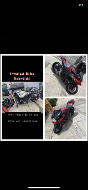 Motorcycle Suzuki , Yamaha , Honda , kawasaki ,dirt bike, ATV for Sale in West Hollywood, CA