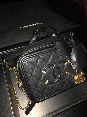 Authentic Chanel Mini Vanity Case Purse Bag for Sale in Las Vegas, NV