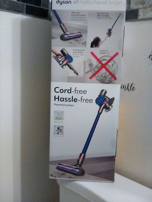 Dyson v7 for Sale in Victorville, CA