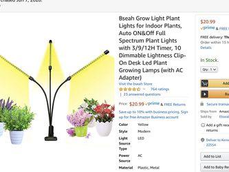 Indoor Grow Lights for Sale in Stafford,  VA