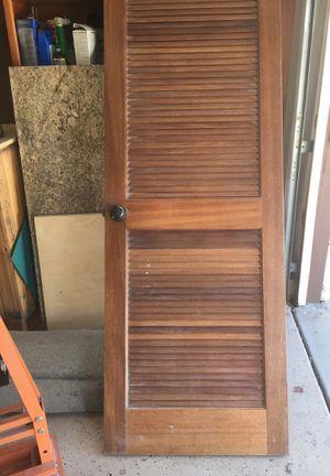 Free Brazilian cheery door for Sale in San Diego, CA