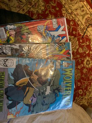 comic books **mint-condition** for Sale in Rancho Cucamonga, CA