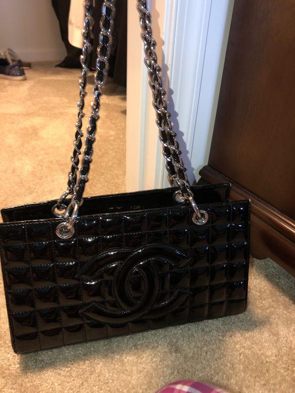 100% authentic chanel bag