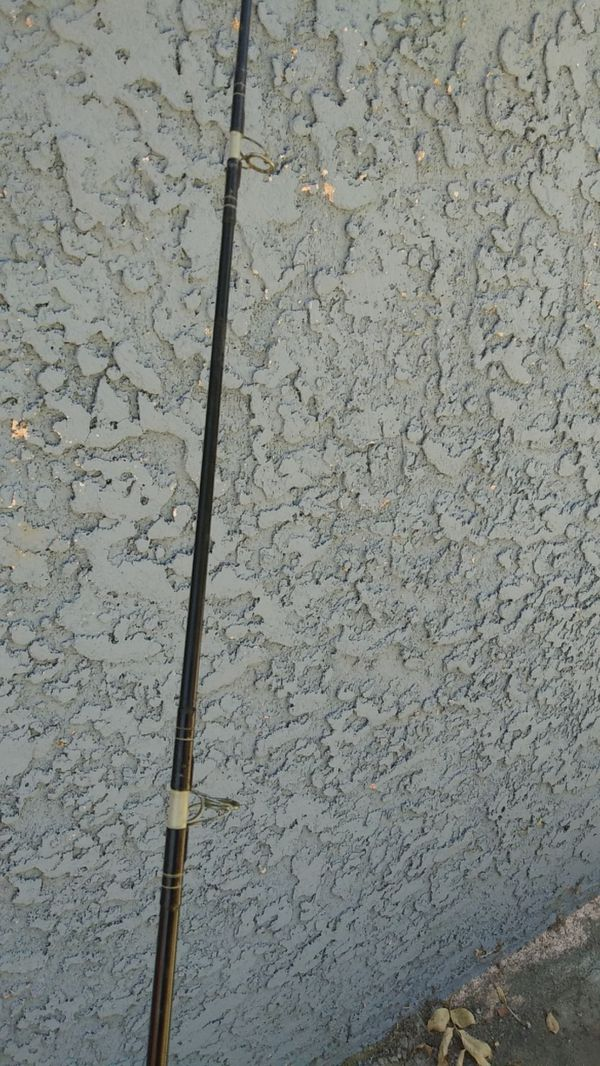 Vintage fishing pole
