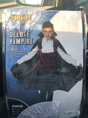 Last minute Vampire costume for Sale in Boiling Springs, SC
