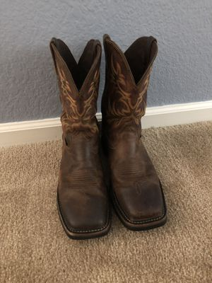 Justin Work Boots for Sale in Columbia, SC