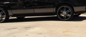 """26""""rims with tires for Sale in Sioux City, IA"""