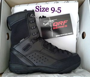 New Mens Tactical Research Waterproof Tactical Boot, Black for Sale in Lake Forest, CA