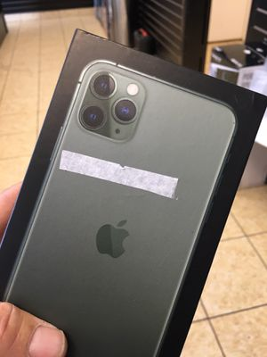 iPhone 11 promax u can take with payment for Sale in Fontana, CA