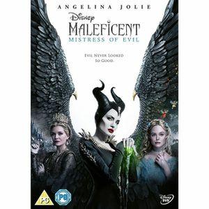 Disney Maleficent Movie DVD Halloween for Sale in San Mateo, CA