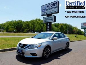 2016 Nissan Altima for Sale in Fredericksburg, VA